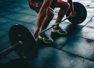 ćwiczenia na nogi mężczyzna